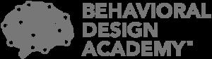 Behavioral Design Academy